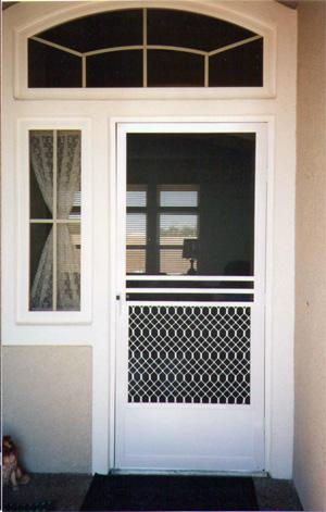 Door Screening Amp Screen Garage Door Opening